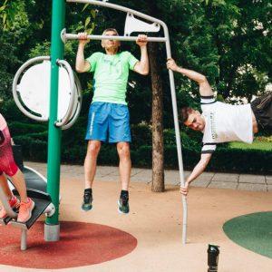 Életerő, Sport és Fittség